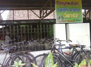 Persewaan Sepeda